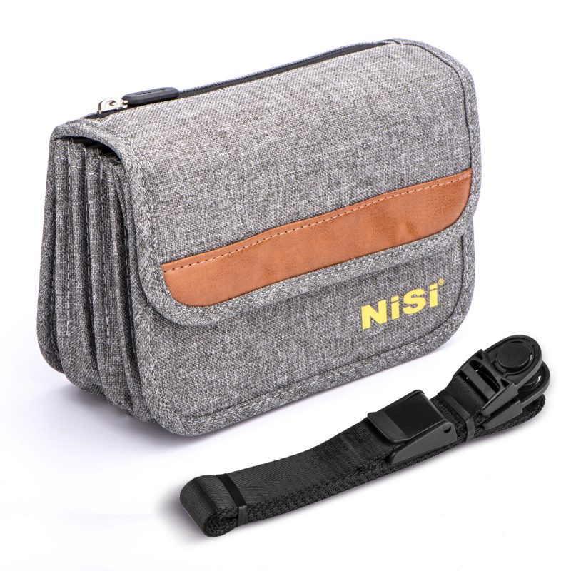 NiSi 100mm System Filter Caddy Case