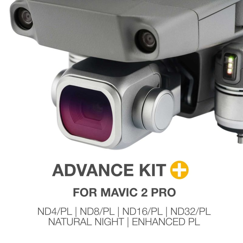 NiSi DJI Mavic Pro 2 Advanced Filter Kit PLUS (6 Filters)