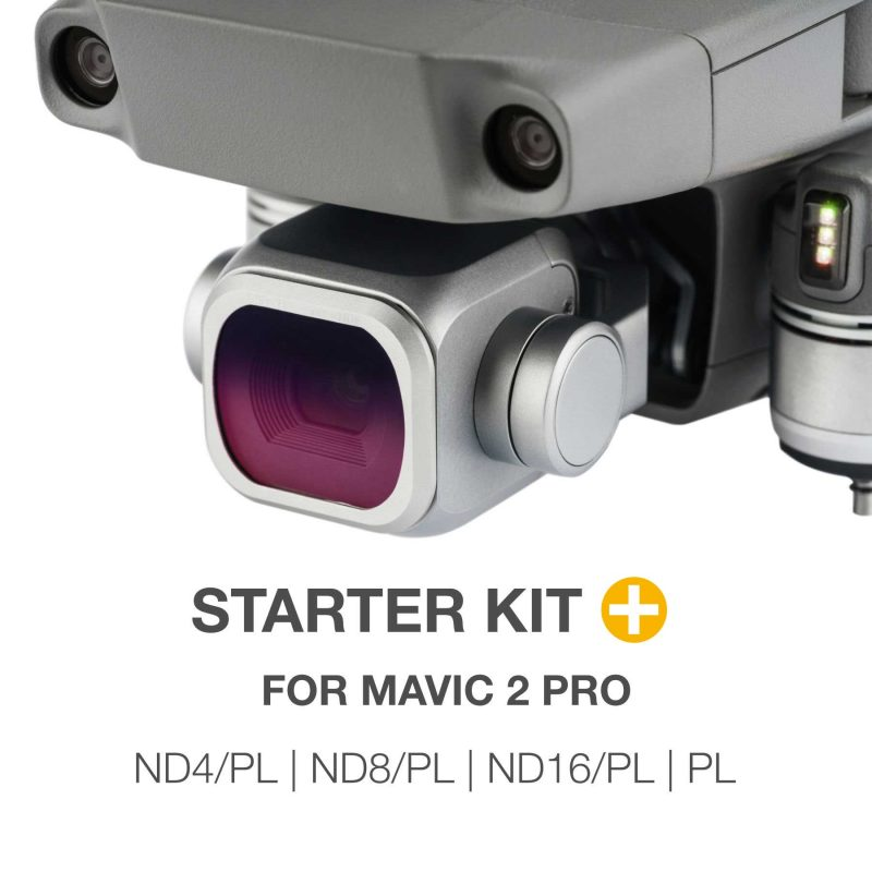NiSi DJI Mavic Pro 2 Starter Filter Kit PLUS (4 Filters)