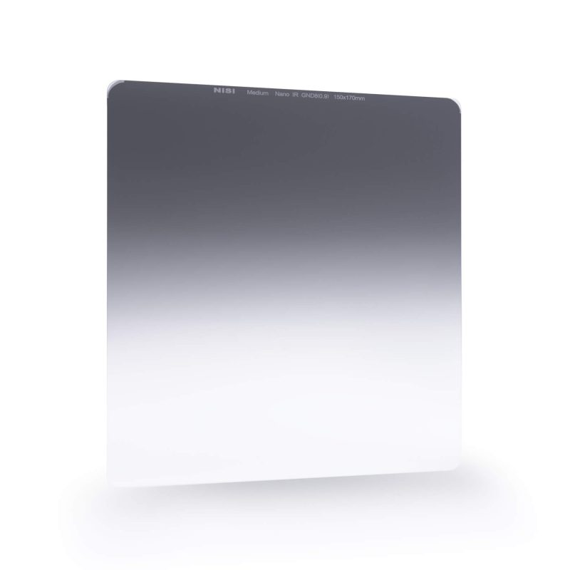 NiSi 150x170mm Nano IR Medium Graduated Neutral Density Filter