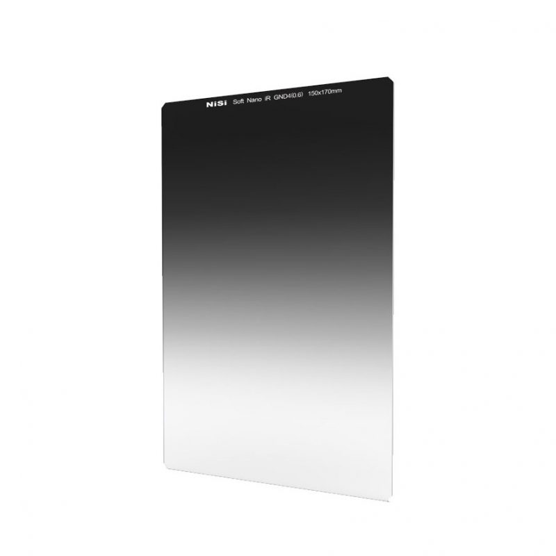 NiSi 150x170mm Nano IR Soft Graduated Neutral Density Filter