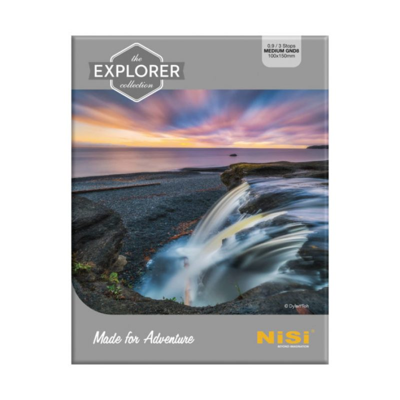 NiSi 100mm Explorer Nano IR Filters